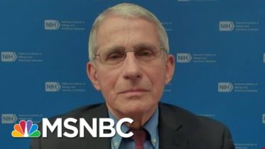 Dr. Fauci: We Want As Many People To Get Vaccinated As Possible | Morning Joe | MSNBC 6