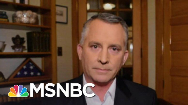 Jolly: The Republican Party Is Broken, 'But Is Performing As Strong As Ever' | Deadline | MSNBC 1