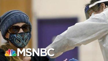 Michael Osterholm: US Can Blow Past 300,000 Cases A Day With New Covid Variants | MTP Daily | MSNBC 6