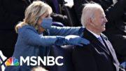 President Of National Education Association On First Lady Jill Biden | Craig Melvin | MSNBC 4