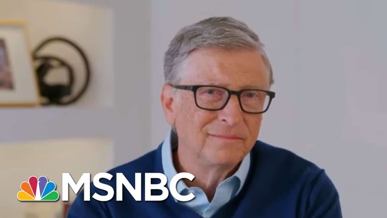 """Bill Gates Warns The """"Next Pandemic"""" Is Coming After Covid-19 - And How To Stop It 