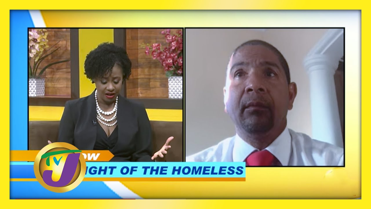 Kingston Mayor Comment on the Plight of the Homeless - January 27 2021 1