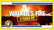 Walkers Place of Safety Fire: TVJ All Angles - January 27 2021 3