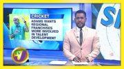 Adams Wants Regional Franchises more Involved in Talent Development - January 27 2021 4