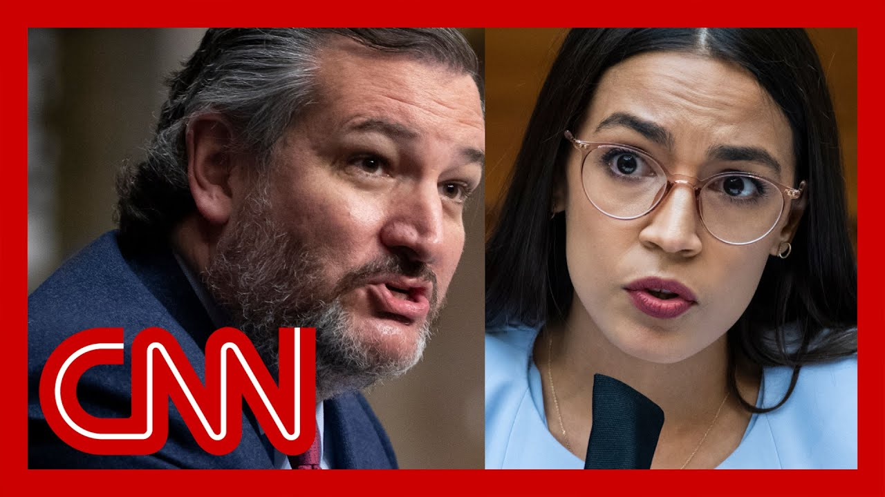 Ocasio-Cortez tweets at Ted Cruz: You almost had me murdered 8