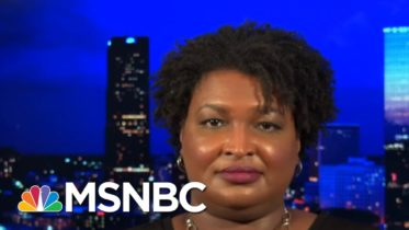 Stacey Abrams Describes The Voting Rights Work That Made Georgia A Swing State | MSNBC 6