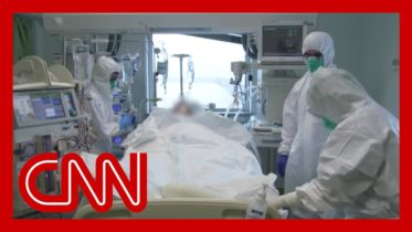 This country's Covid-19 death rate is world's highest. CNN goes inside one of its ICUs 6