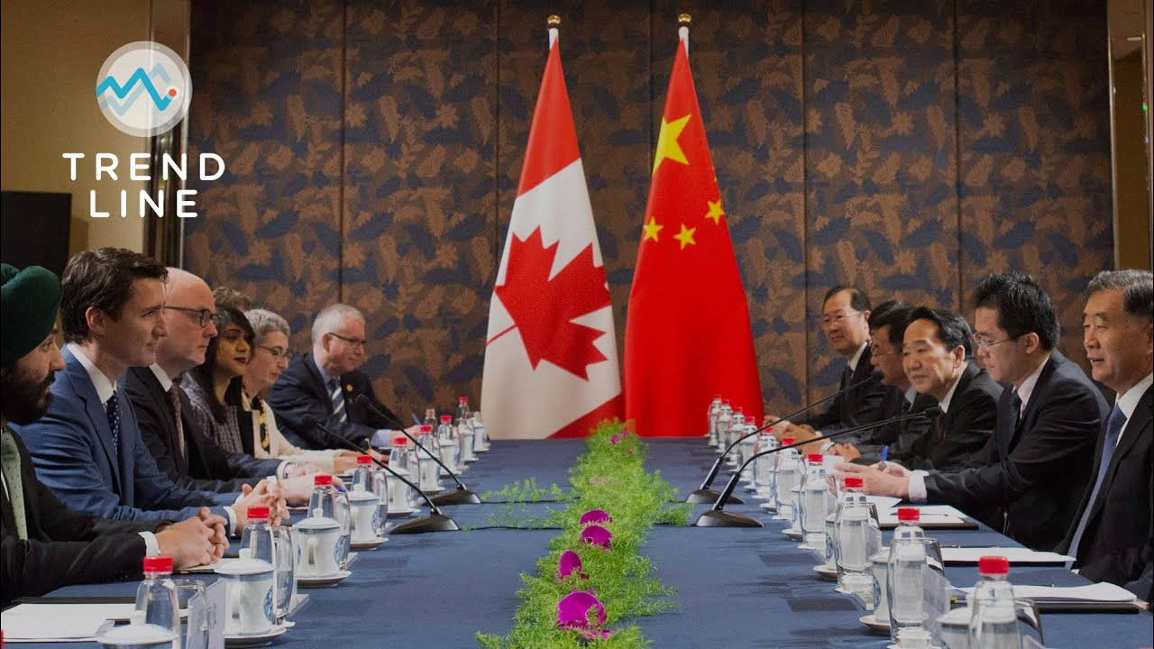 Canada still 'has options' to deal with an increasingly aggressive China: Kergin | TREND LINE 1