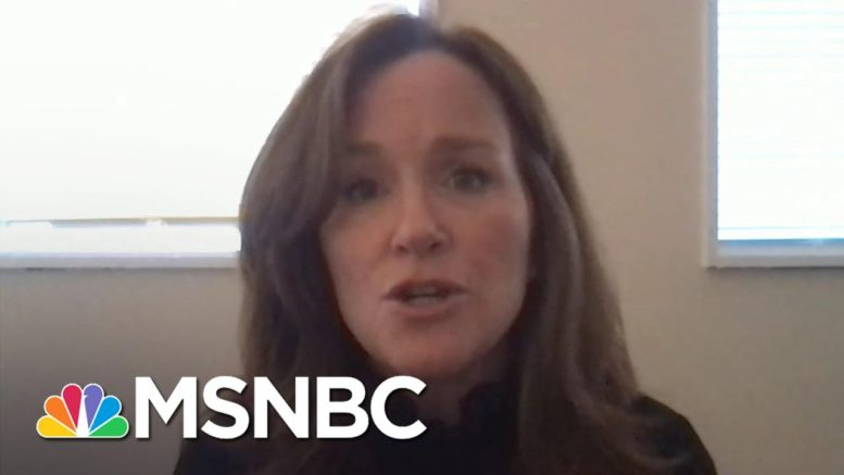 Rep. Kathleen Rice (D-NY): We Cannot Normalize Trump's Behavior | Ayman Mohyeldin | MSNBC 1