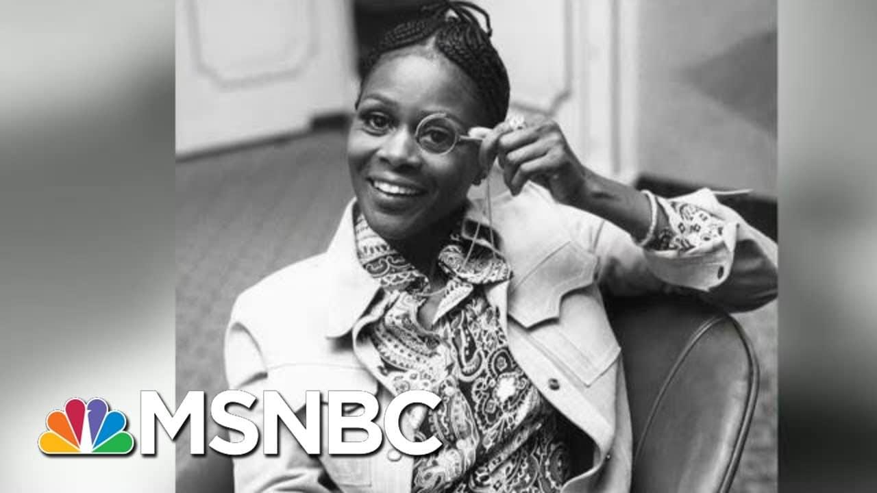 Legendary Actor Cicely Tyson Dies At 96 | Morning Joe | MSNBC 1