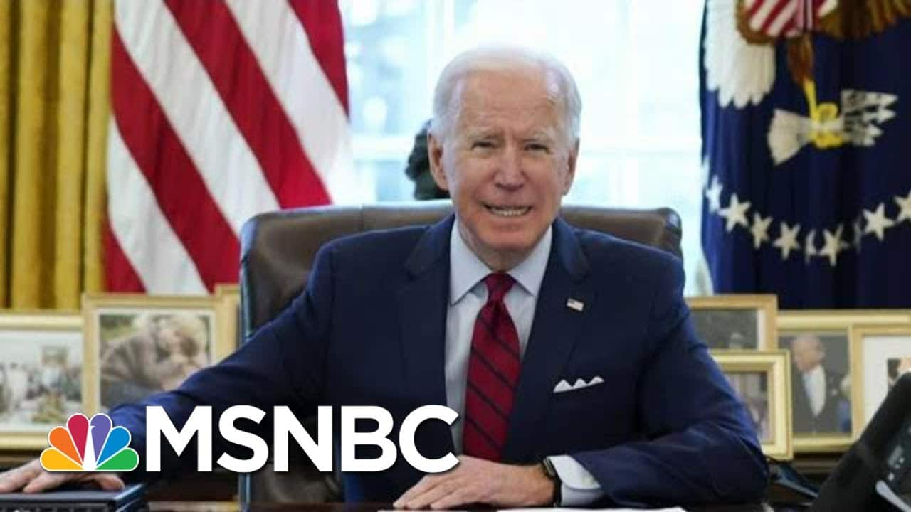How To Fix Four Years Of Trump's War Against The Government | Morning Joe | MSNBC 5