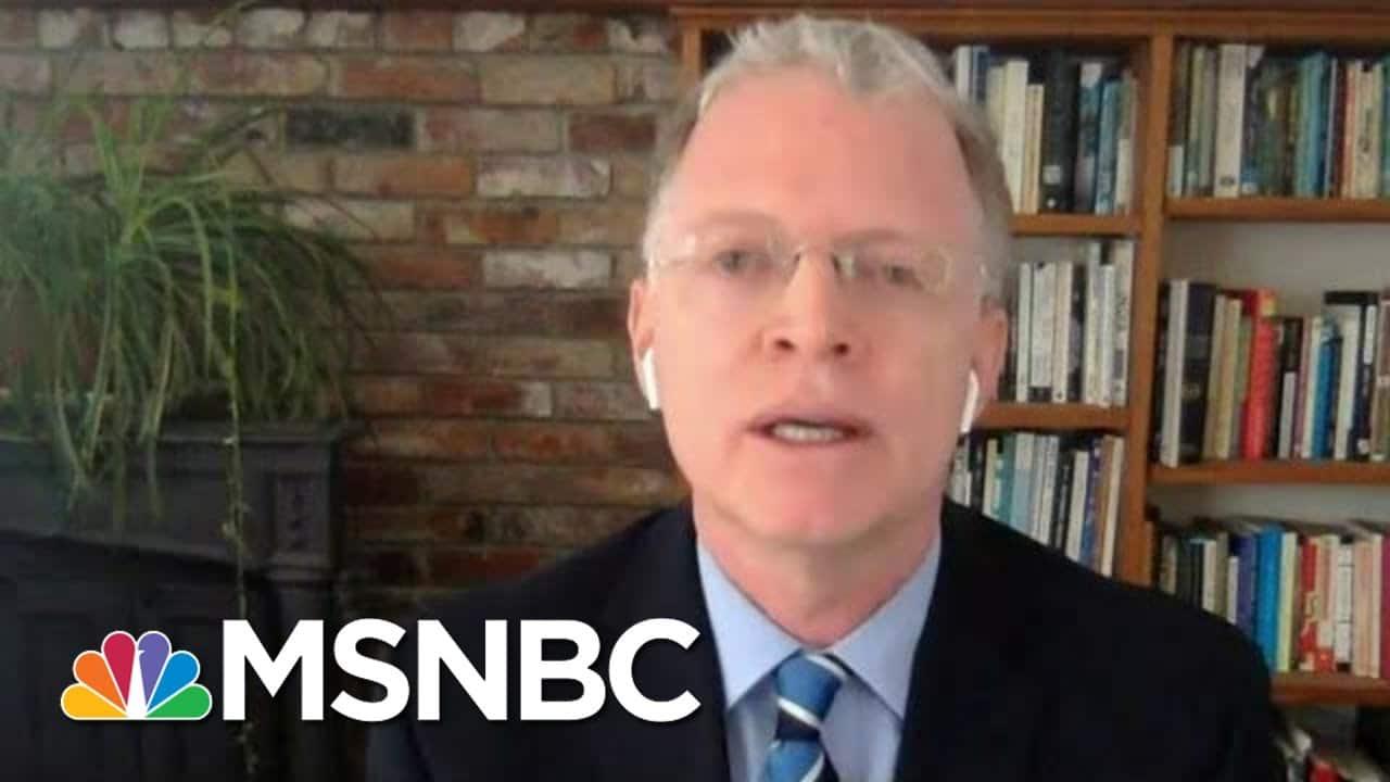 Biden's 'Vital But Fraught' Battle With Domestic Terrorism | Morning Joe | MSNBC 3
