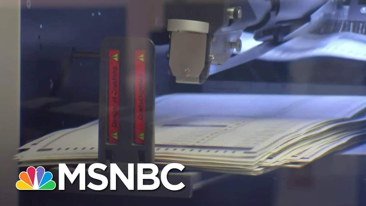 The GOP's Answer To Election Losses? Suppress The Vote | The Last Word | MSNBC 9