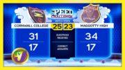 Cornwall College vs Maggotty High: TVJ SCQ 2021 - January 28 2021 2