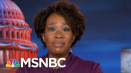 Joy Reid: Warnock Advantages Over Loeffler Offers Democrats Cautious Glimpse Of Optimism   MSNBC 7