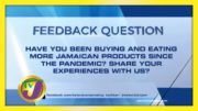 TVJ News: Feedback Question - January 28 2021 3