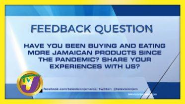 TVJ News: Feedback Question - January 28 2021 6