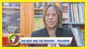Jamaican Teachers - The Best & The Bravest - January 28 2021 5