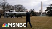 Biden's First Full Week Shocks A Weary Nation With Normalcy | The 11th Hour | MSNBC 3