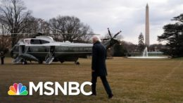 Biden's First Full Week Shocks A Weary Nation With Normalcy | The 11th Hour | MSNBC 5