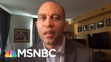 "Fmr Impeachment Manager Rep. Jeffries: ""The Senate Is Not Just a Courtroom, It's A Crime Scene"" 6"