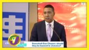 Dancehall Gun Songs: Should they Be Banned in Jamaica? TVJ Daytime Live - January 29 2021 5