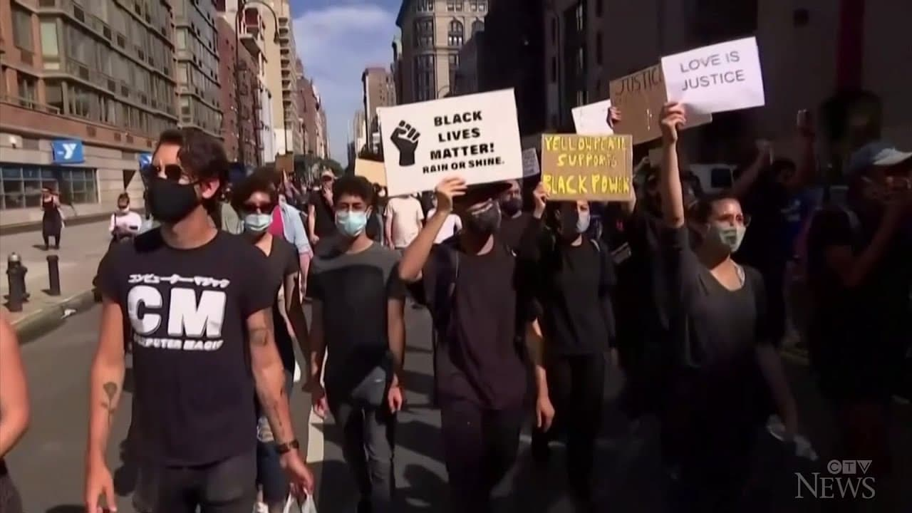 Black Lives Matter receives prize from Swedish fund 2