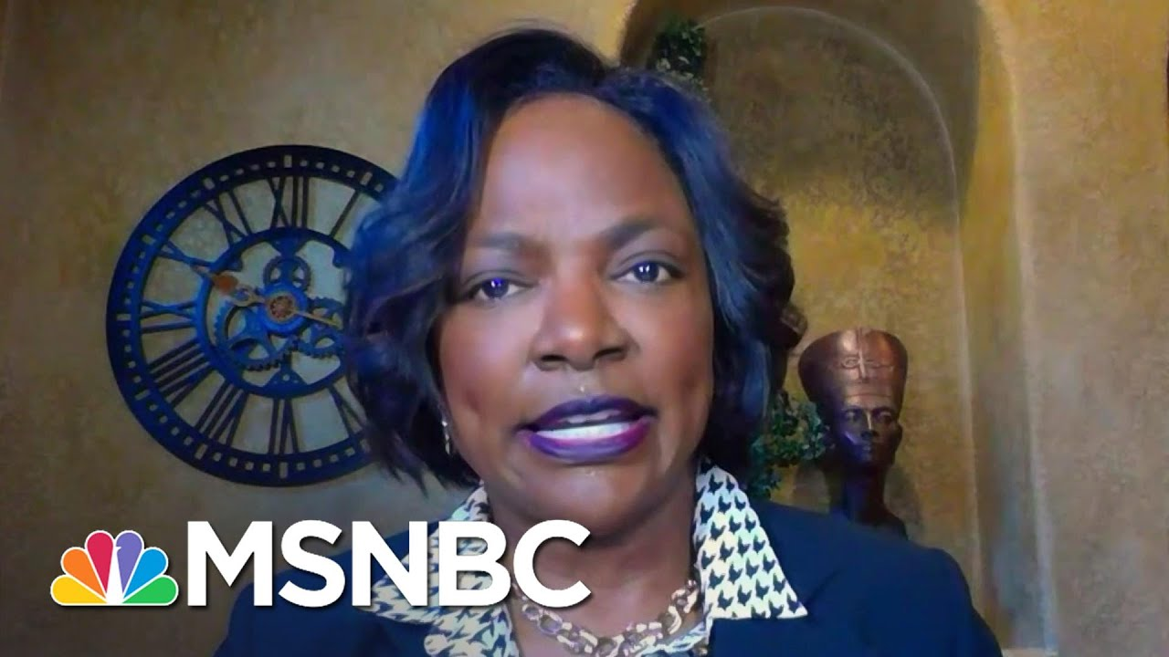 """Former Impeachment Manager Rep. Val Demings: Trump Is A """"Habitual Offender"""" 