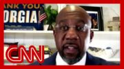 CNN projects Rev. Raphael Warnock wins runoff to become first Black senator from Georgia 2