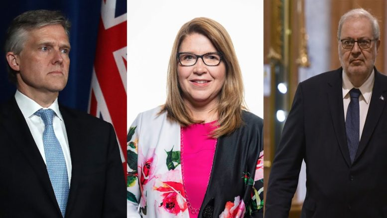 Growing list of Canadian politicians travelling abroad sparks outrage 1