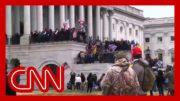 Pro-Trump rioters storm US Capitol steps 4