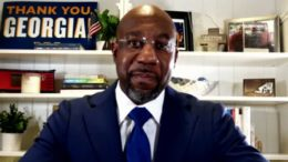 'May my story be an inspiration': Watch Raphael Warnock's victory speech 8