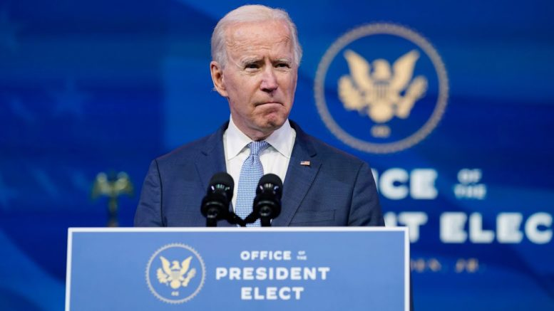 Watch U.S. President-elect Biden's full statement | U.S. Election 1
