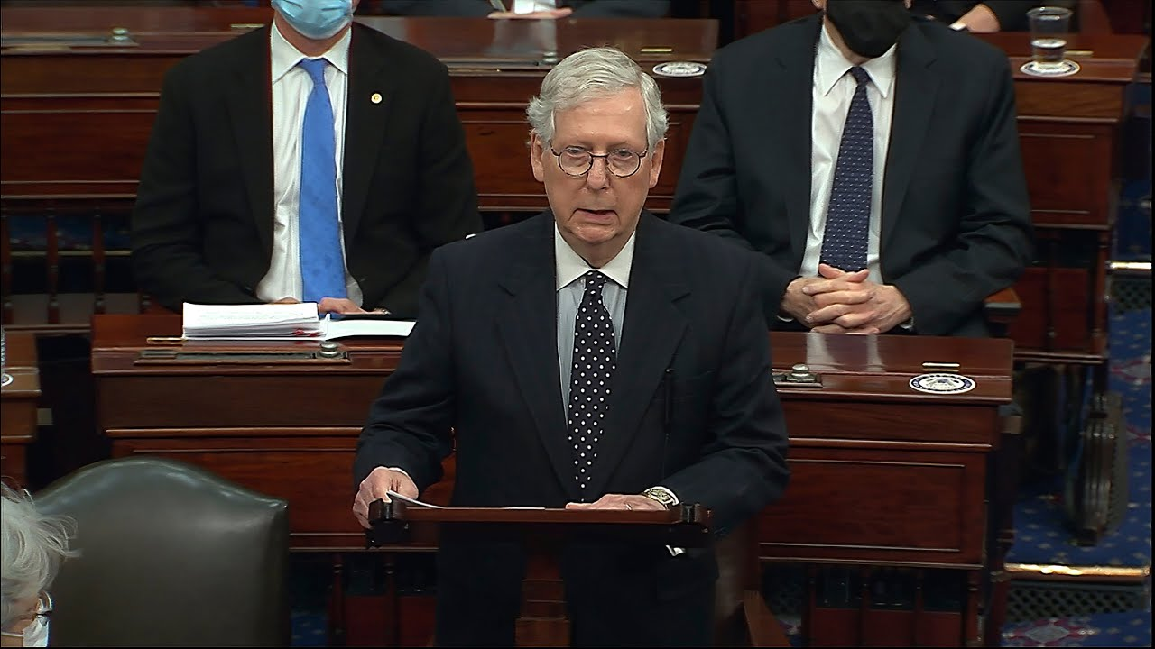 McConnell on pro-Trump riots: 'We will not bow to lawlessness' 3