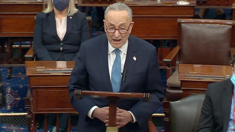 Schumer: January 6 was 'stain on our country' and a day that will 'live in infamy' 1