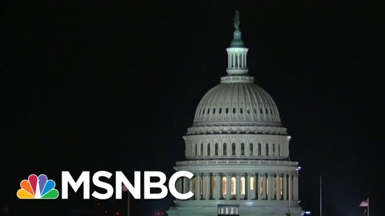 Warnock Wins Georgia Election; Congress Set To Certify Votes | Morning Joe | MSNBC 1