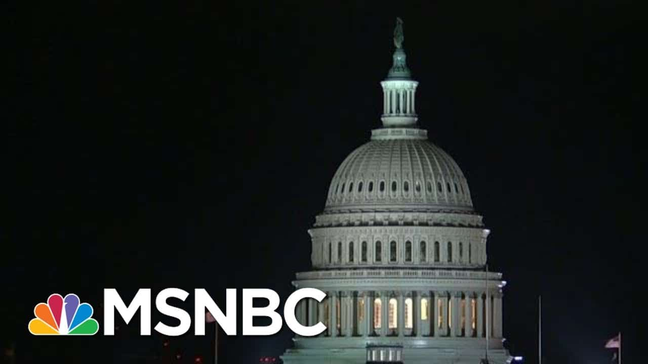 Warnock Wins Georgia Election; Congress Set To Certify Votes   Morning Joe   MSNBC 1