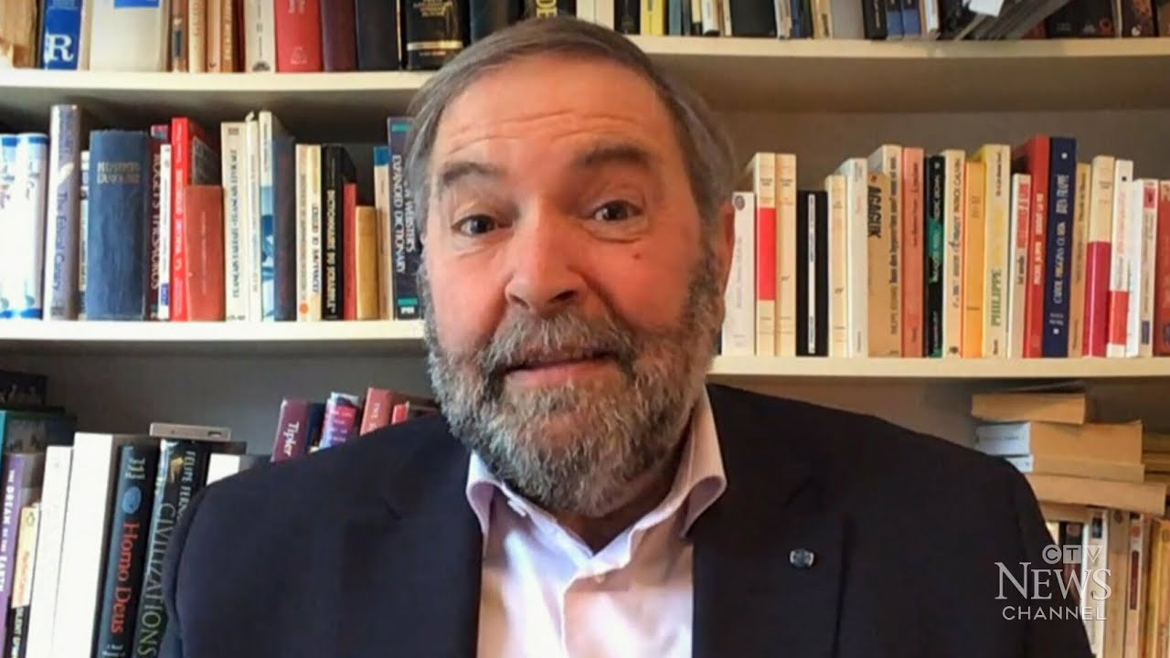 Tom Mulcair predicts Canada will see an election in 2021 6