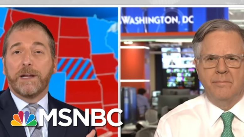Pete Williams Explains What Will Happen In Today's Joint Session Of Congress | MSNBC 1
