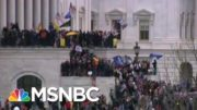 NBC News Producer From Inside The Capitol: 'We Were All Sheltering' | MTP Daily | MSNBC 5