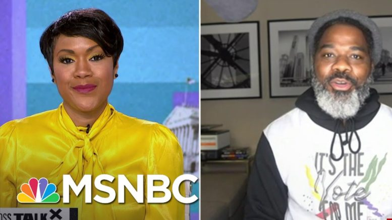 Shifting Demographics Reveal New South, As Activists Turn Out Voters Of Color | MSNBC 1