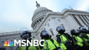 Latest On Capitol Hill: Explosive Device Found, Mob Roams Building | MSNBC 4