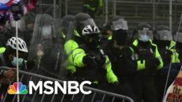 Pelosi Commits To Continuing Electoral Count After 'Shameful Assault' | MSNBC 5