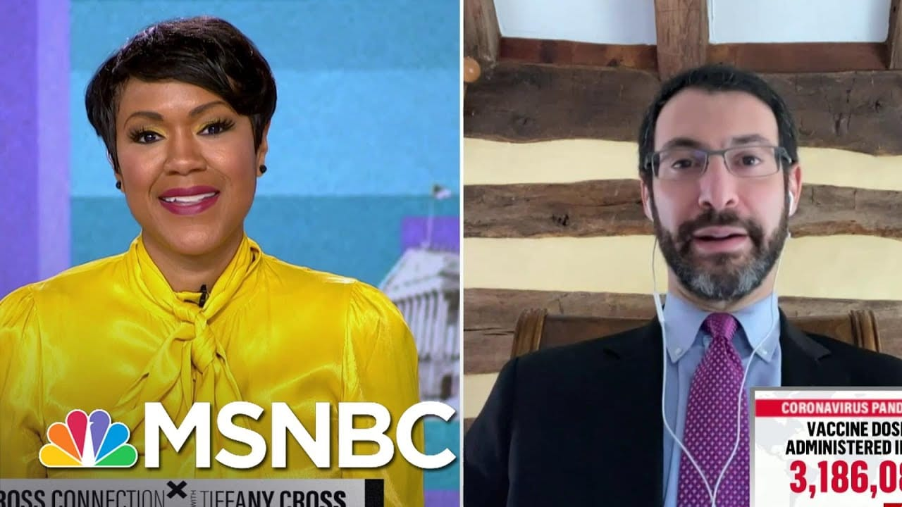 Legal Expert On Trump's Calls For Protests On Day Congress To Certify Biden | MSNBC 1