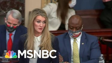 GA Sen. Loeffler: I Cannot In Good Conscience Object To The Certification Of These Electors | MSNBC 6