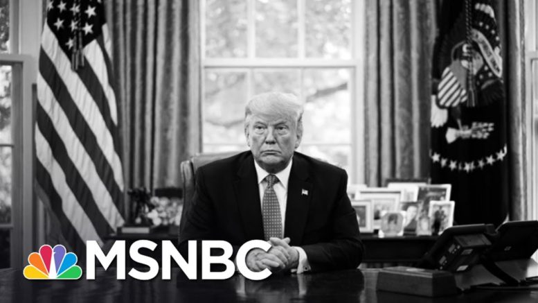 Gen. Barry Mccaffrey: 'Rogue' Trump Must Be Removed From Office | MSNBC 1