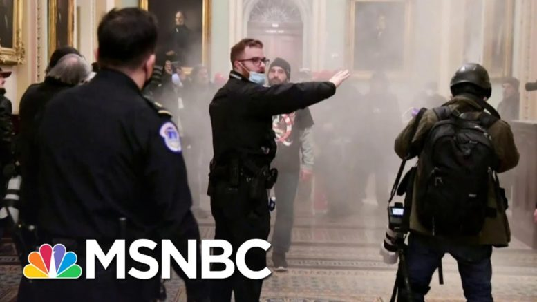 Ari Melber: 'There Is Evidence Of A Great Many Crimes Committed Today' | MSNBC 1