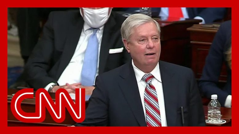 Graham: Trump and I have had a hell of a journey, but enough is enough 1