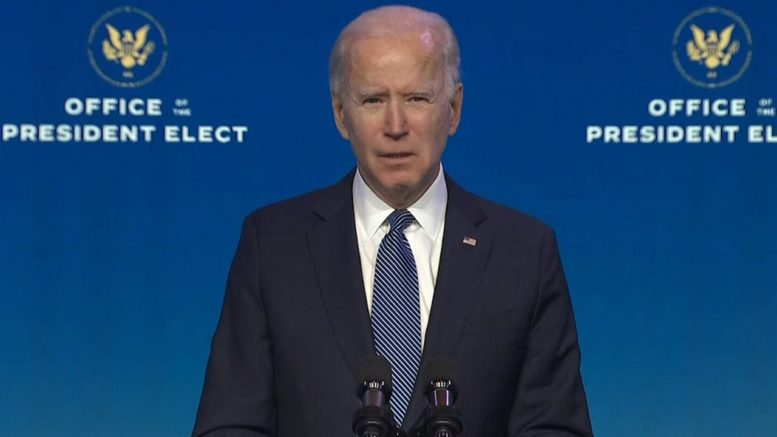 Biden: Riots a culmination of Trump's 'unrelenting attack' on democracy 1