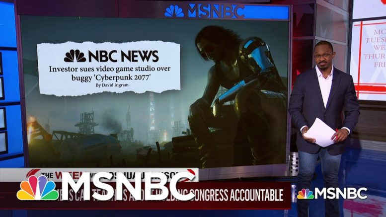 "Political Lessons Learned From The Backlash Over ""Cyberpunk 2077"" 